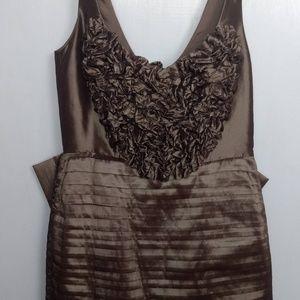 Laundry by Shelli Segal Cocktail Mini Dress